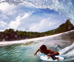 adventure, surf, and awesome image