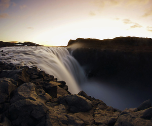 iceland, nature, and water image