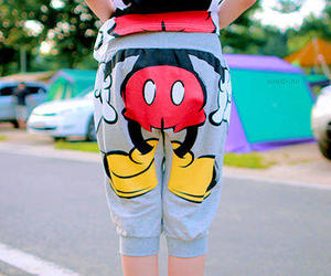 fashion, mickey mouse, and mickey image
