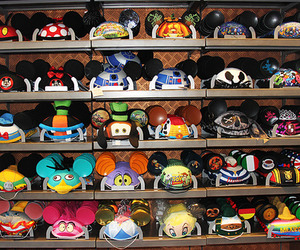 disney, hat, and hats image