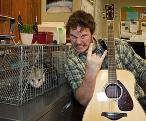 parks and recreation, parks and rec, and chris pratt image