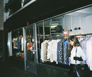 fashion, vintage, and thrift store image