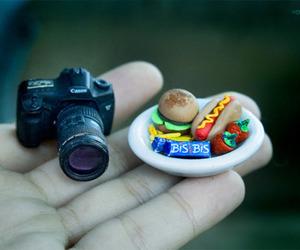 food, cute, and camera image