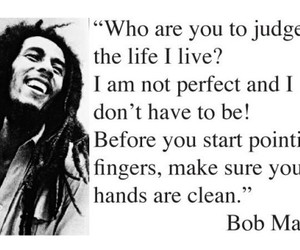 bob marley, quotes, and life image