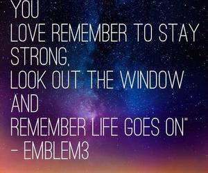 emblem3, quote, and e3 image