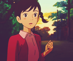 from up on poppy hill image