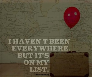 travel, quote, and everywhere image