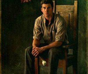 posters, gale, and hunger games image