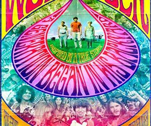 woodstock, peace, and poster image