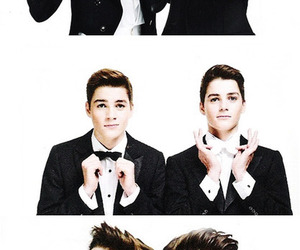 jack, finn, and harries image