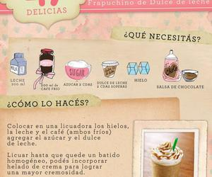 sugar, cafe, and leche image