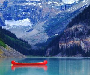 canadian rocky mountains, canada, and amaying image