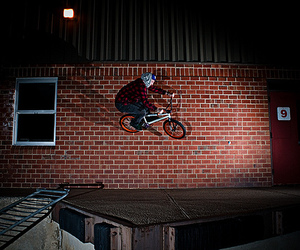 bmx and photography image