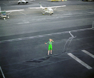 alex prager, fashion, and photography image