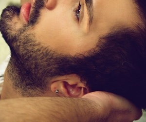 beard, beards, and guy image