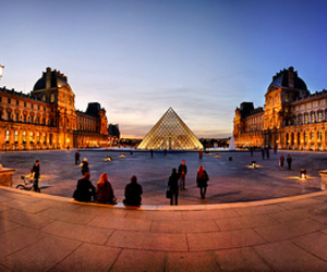 architecture, panoramic, and square image