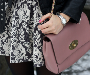 bag, girl, and blogger image