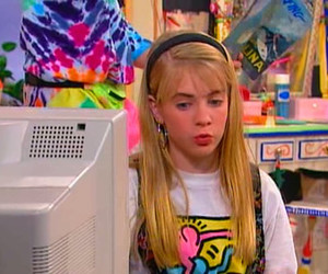 90s and clarissa explains it all image