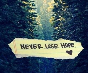 hope, quote, and never image