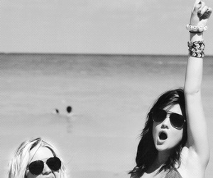 girl, lucy hale, and ashley benson image