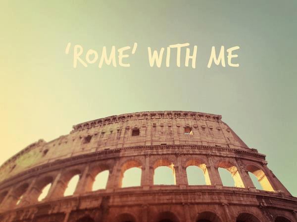 travel, colosseo, and italy image