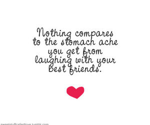 friends, best friends, and quote image