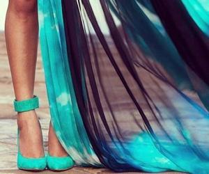 fashion, shoes, and dress image