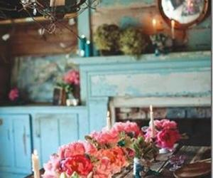 vintage and flowers image