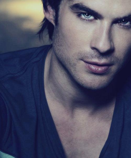 Damon salvatore sexy eyes
