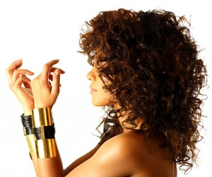 Afro, fashion, and pretty image