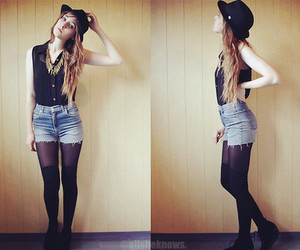 awesome, fashion, and shorts image