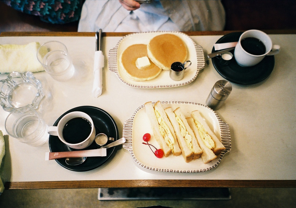 breakfast, food porn, and hipster image