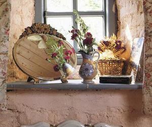 flowers, vintage, and cottage image