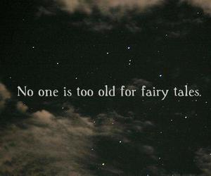 quote, fairy tale, and photography image
