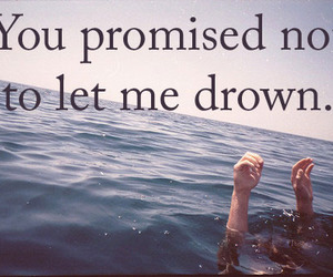 promise, sad, and quotes image