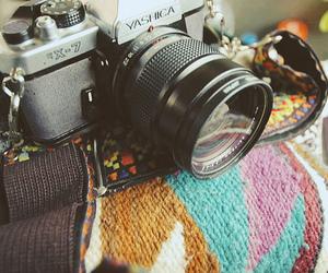 camera, photography, and yashica image