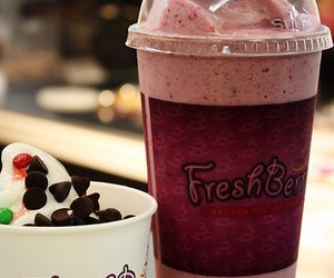 beatiful, berry, and chips image