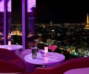 paris, night, and romantic image