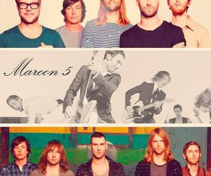 maroon 5 and adam levine image