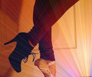 balette, black, and dance image