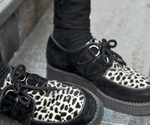 creepers, shoes, and vintage image