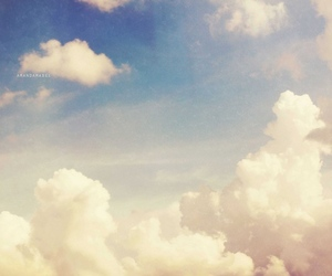 photography, clouds, and sky image