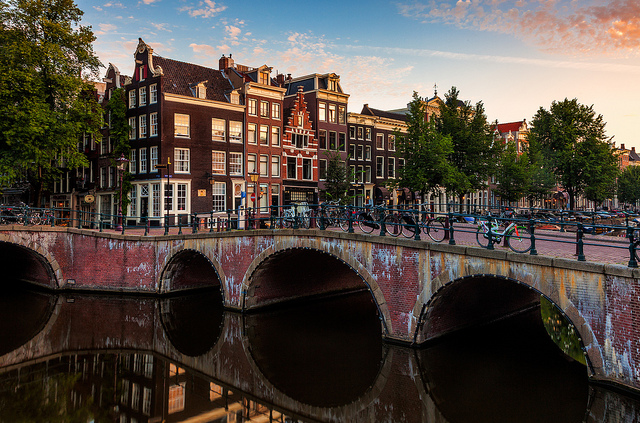 netherlands, beautiful, and city image
