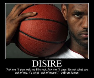 LeBron James, Best, and desire image