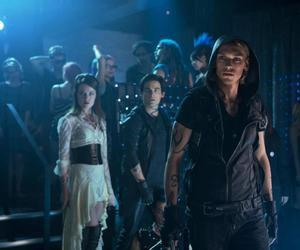 jace, city of bones, and the mortal instruments image