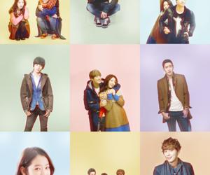 k drama, park shin hye, and yoon shi yoon image