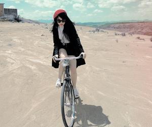 bike, fashion, and bicicleta image