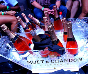 champagne, party, and luxury image
