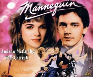 80's, mannequin, and movie image