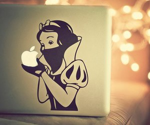 apple, cool, and snow white image